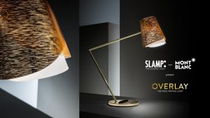 slamp and montblanc present overlay