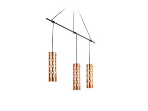 dimple suspension trio copper still life image