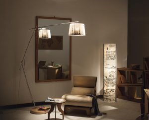 ecstacity and wody floor lamps