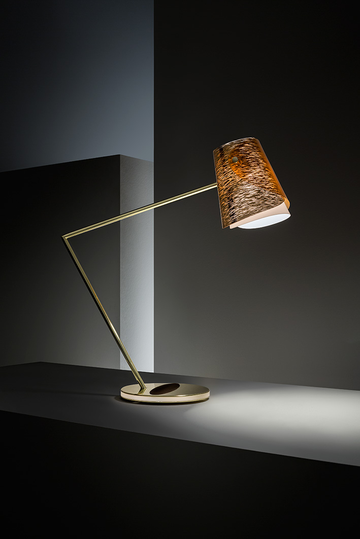 latest technology in lighting. The Collection, Launched During 2017 Salone Del Mobile, Combines Handcrafted Artisan Art With Latest Technology That Allows Lamp To Turn On When In Lighting L