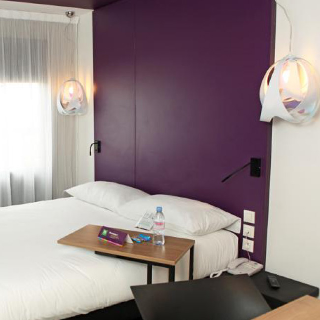 Hotel ibis styles nimes gare centre slamp project department for Hotel design nimes