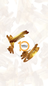 veli gold 10th anniversary mobile slider image