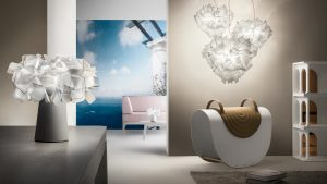 clizia table battery powered and veli couture suspension