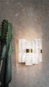 la lollo lace applique lamp mobile slider image