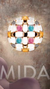 mida multicolor ceiling-wall mobile slider image