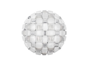 mida ceiling/wall large white/platinum still life image