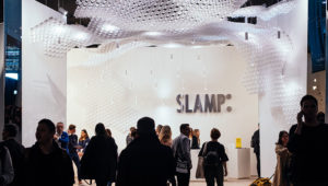 slamp unveils the unique wide video image