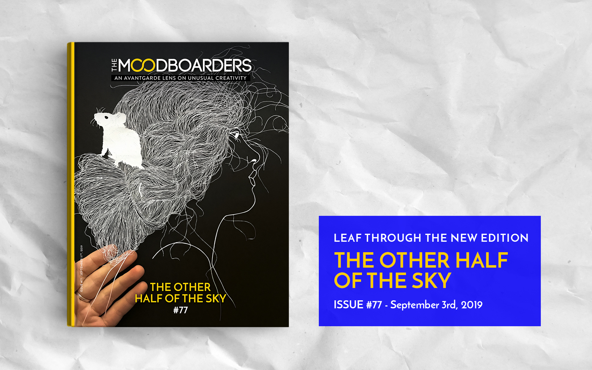 the moodboarders issue 77