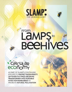 from lamps to beehives mobile banner