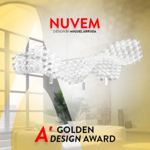 nuvem wins a design award news