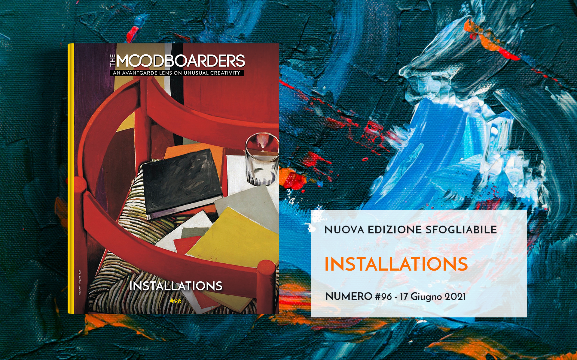 Installations - The Moodboarders