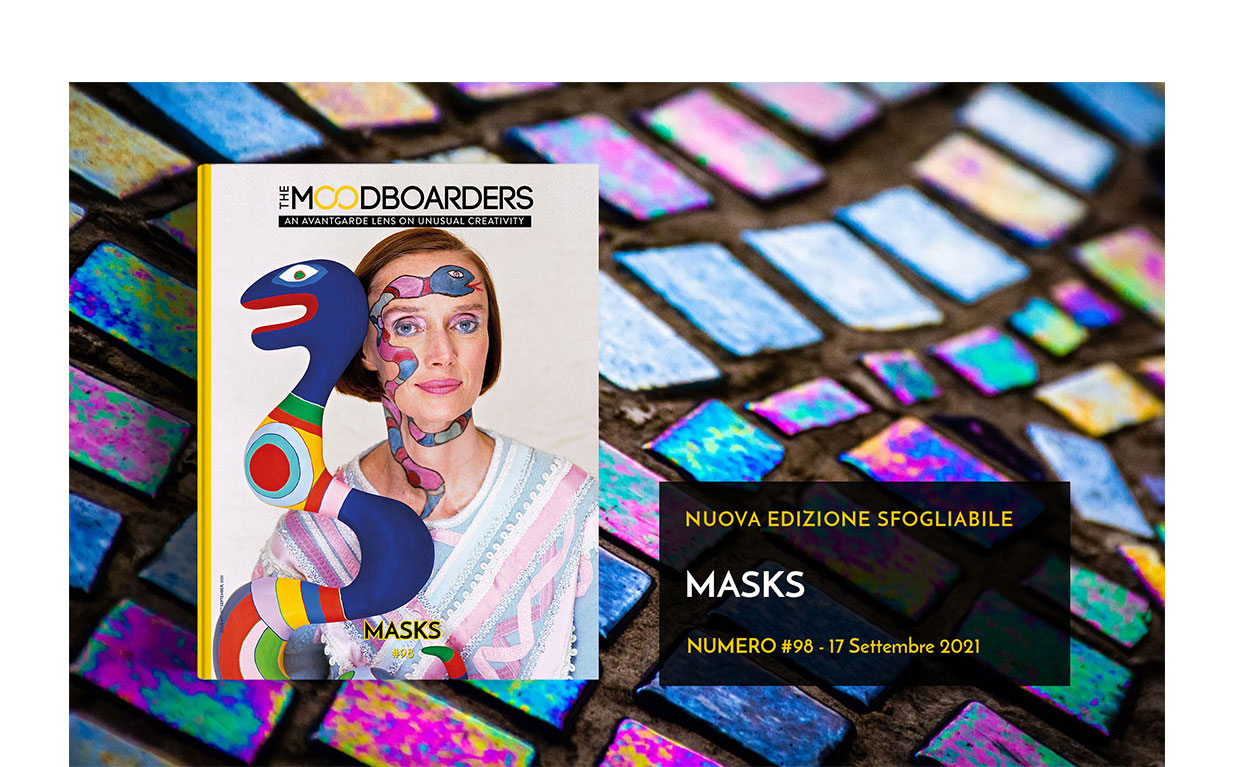 The Moodboarders #98 - MASKS
